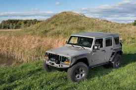 700 hp jeep wrangler someone gave a jeep wrangler the face of a cherokee xj biser3a