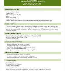 resume templates download for freshers resume templates word format sle for job application doc pdf