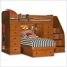 Bunk Bed With Storage Stairs 112 Best Dream Beds Bedroom Images On Pinterest L Shaped Bunk