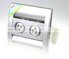 bathroom extractor fan with led light led shower 3 4w kit chrome