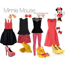 Mickey Mouse Costume Halloween 25 Minnie Mouse Halloween Costume Ideas