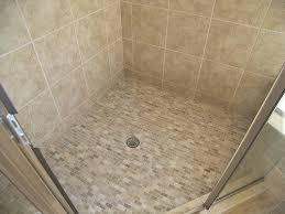 bathroom shower floor ideas shower floor tile options on ceramic for plan 7 atken host