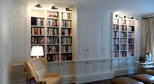 wall units and built in cabinetry