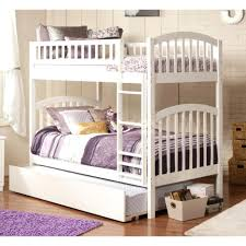 Bunk Bed With Pull Out Bed Bunk Beds Fort Bed With Slide Blstreet