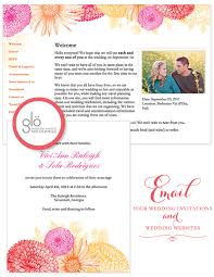 email wedding invitations email wedding invitations and organize your wedding with glo