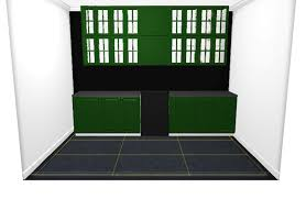 painting the kitchen cabinets garish green fan tab u lous house