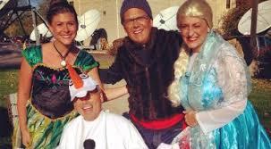 Tv Halloween Costumes Halloween Costumes Fox 4 Kansas Wdaf Tv Weather Sports