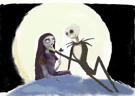 nightmare before and sally by tooartsy on deviantart