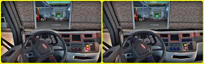 peterbilt 389 interior lights interior lighting for peterbilt truck v1 american truck simulator