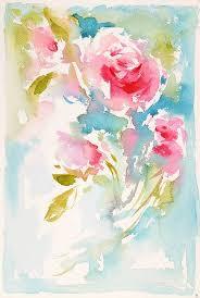 7078 best 2 4 art watercolor flowers images on pinterest