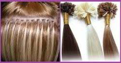 pre bonded hair pre bonded hair extension in delhi india indiamart
