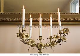 Candle Lit Chandelier Candle Lit Bedroom Stock Photos Candle Lit Bedroom Stock Images