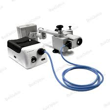 microscope fiber optic light source optical fiber cable length 2200mm surgical microscope fiber optic