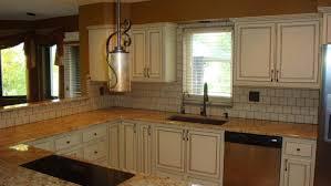 Outdated Kitchen Cabinets Kitchen 60 Glazed Kitchen Cabinets Mocha With A Dark Glaze