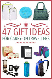 gifts for travelers images 47 useful gift ideas for carry on travellers jpg