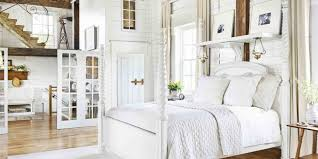 All White Bedroom Furniture 28 Best White Bedroom Ideas How To Decorate A White Bedroom