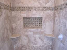 34 best floor tile trim on shower wall images on