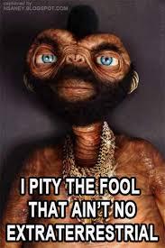 Mr T Meme - nsaney s psychobabble mr et