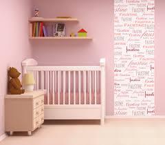 tapisserie chambre bébé fille papier peint pour chambre bebe fille survl com