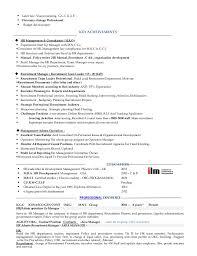Resume For Hr Manager Position Resume Hr Manager Uae Up Dated