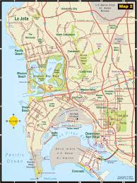 Sd Map San Diego Map Kredi Notu