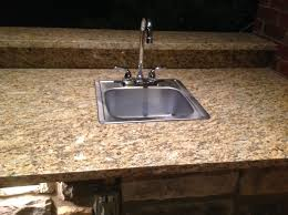 outdoor kitchen sink rolitz