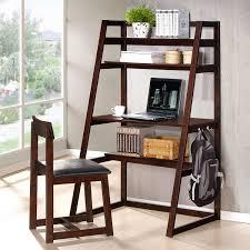 58 leaning bookcase walmart woodland imports 76 039 039 leaning