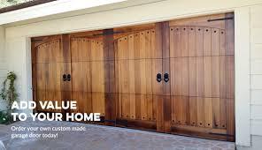 top notch garage doors new and custom garage doors