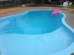 fiberglass pools last 1 the great backyard place the parrot bay fiberglass pool with tanning ledge swimming pools