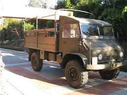 mercedes unimog truck 1968 mercedes unimog truck 130284