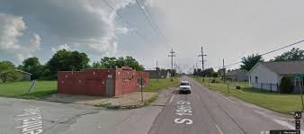 St Louis United States Map by Google Maps Shows East St Louis Is The Creepiest Ghost Town Photos