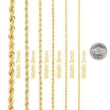 chain rope necklace images 3mm gold rope chain uj 4adw dc9p rope chains lifetime jewelry jpg
