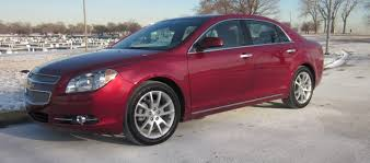 2011 chevrolet malibu review