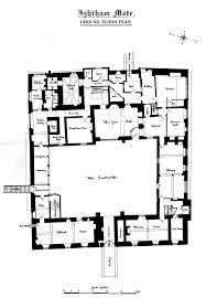 Ground Floor Plan File Ightham Mote Ground Floor Plan Png Wikimedia Commons