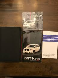 2010 dodge grand caravan owners manual dodge amazon com books