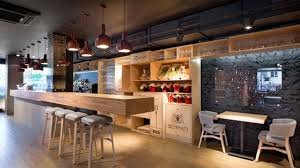 fantastic restaurant interior design ideas color scheme bar and in