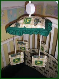 Tractor Crib Bedding Deere Baby Nursery Thenurseries