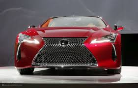 lexus v8 specs the lexus lc could get f version with twin turbo v8 autoevolution