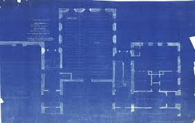 building blueprints posted poster name architecture plans 57278