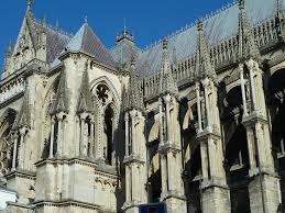 reims cathedral church in france thousand wonders