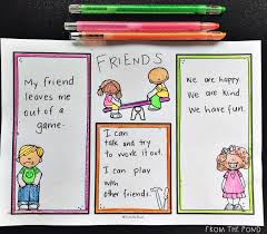 friendship quotes kindergarten friendship lesson from the pond