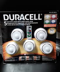 duracell led puck lights duracell 5 led puck lights with directional base