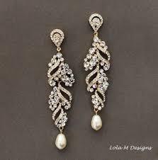 bridesmaid pearl earrings top 15 wedding pearl earrings fashion design for
