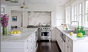 riveting white kitchen cabinets gray countertop tags kitchen