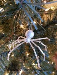 i make crystal victorian christmas spiders that are inspired by