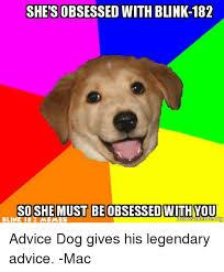 Advice Dog Meme Generator - 25 best memes about blink 182 meme blink 182 memes