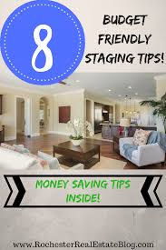 cheap tips for staging a home on a budget