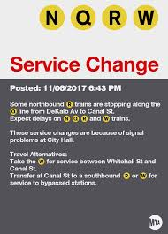 r arer canap nyct subway on details regarding r and q service