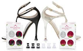 Most Comfortable High Heel Brands Amazon Com Solemates Heel Protectors U2013 High Heel Stoppers Perfect