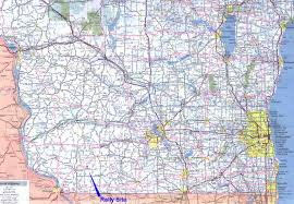 Wisconsin Usa Map by Wisconsin Moto Guzzi Riders Motels U0026 Maps